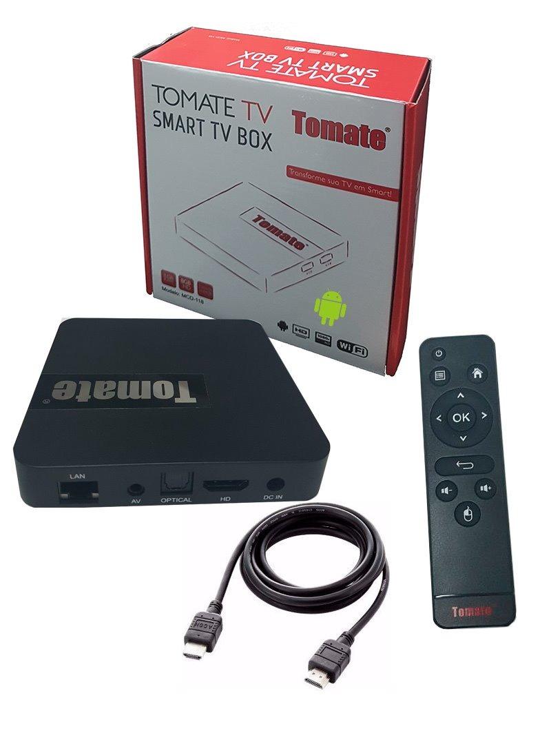 conversor smart tv box digital 4gb quad core android ddr3 1g. Carregando  zoom. 8bd4a085f0d