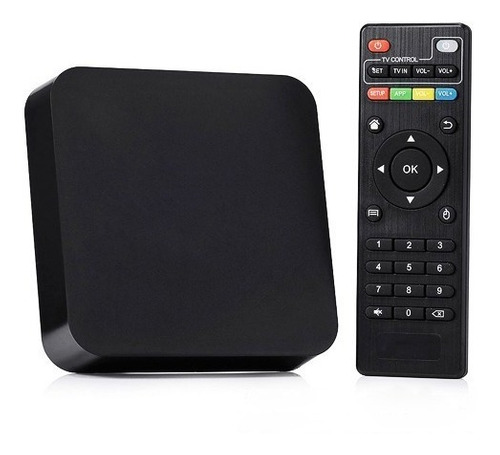 conversor smart tv box global ultra hd 4k android 6 hdmi