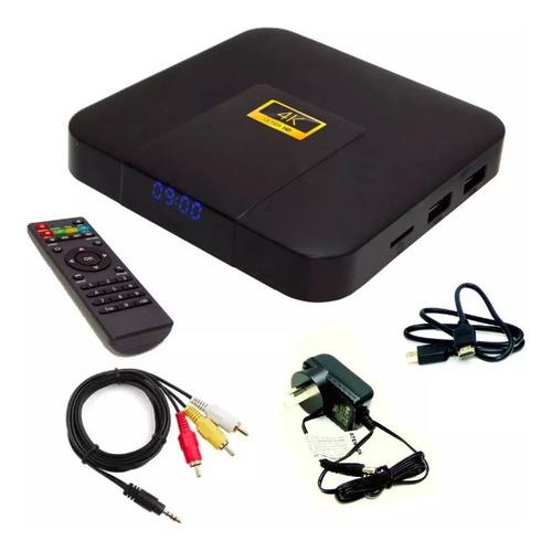 conversor smart tv con control remoto