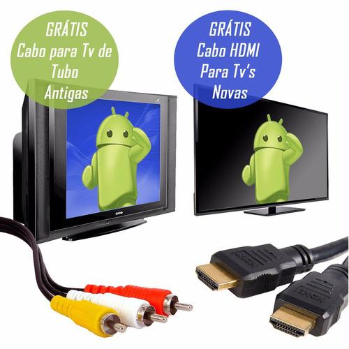 conversor smart tv mxq pro android 6.0 marshmallow 4k tv box