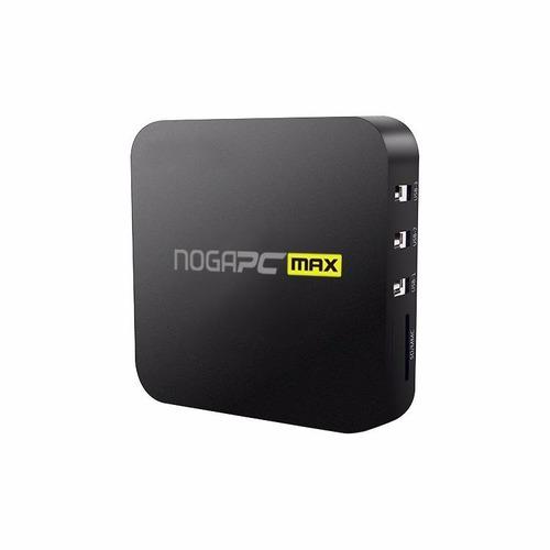 conversor smart tv noga pc max android hdmi wi fi quad core