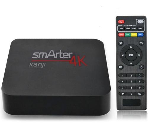 conversor tv a smart box andriod kanji 4k hdmi