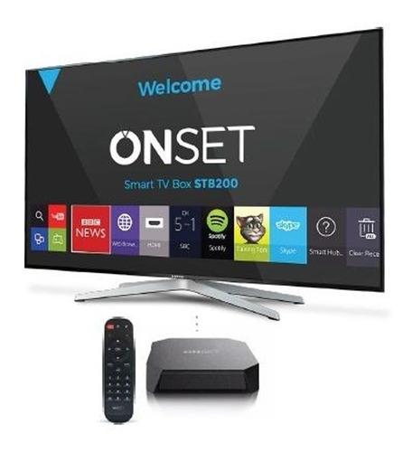 conversor tv box 4k android convertidor smart tv 1gb ramos