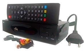 conversor tv digital full hd hdmi gravação programação  novo