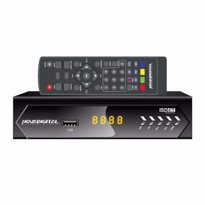 conversor tv digital função gravador novadigital dtv-100