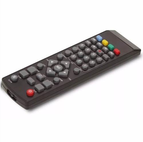 conversor tv sinal analógico digital gravador pronta entrega