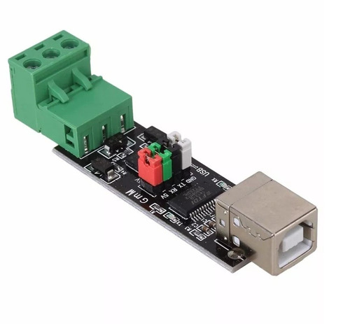 conversor usb 2.0 para serial rs485 ftdi ft232rl arduino