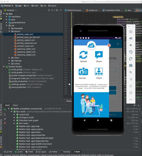 converta seu site ou sistema em aplicativo ios e android pwa