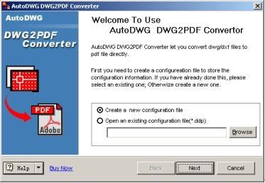 Converter pdf para dwg