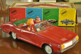 Camaro Gorgo Juguete Rojo Antiguo Mib Personajes Convertible Ifgm7vYb6y