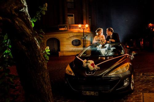 convertible para matrimonios o eventos
