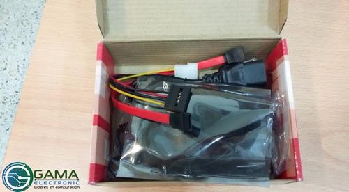 convertidor /adaptador de ide/sata a usb 2.0 para disco duro