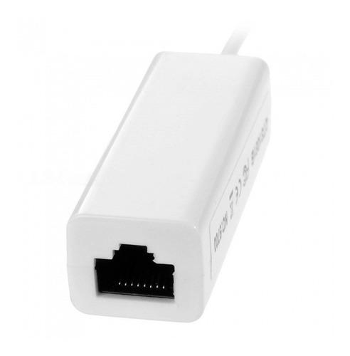 convertidor / adaptador de usb 2.0 a rj45 red lan 10/100