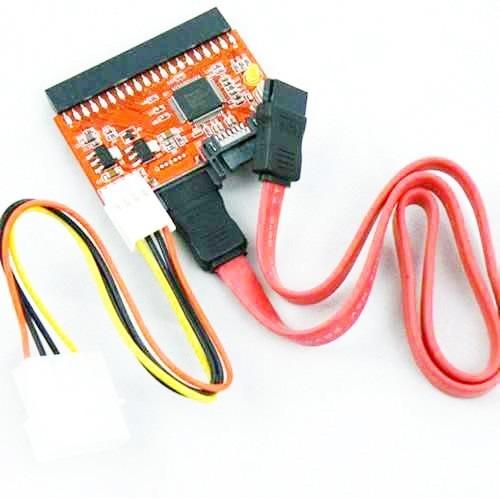 convertidor adaptador ide sata