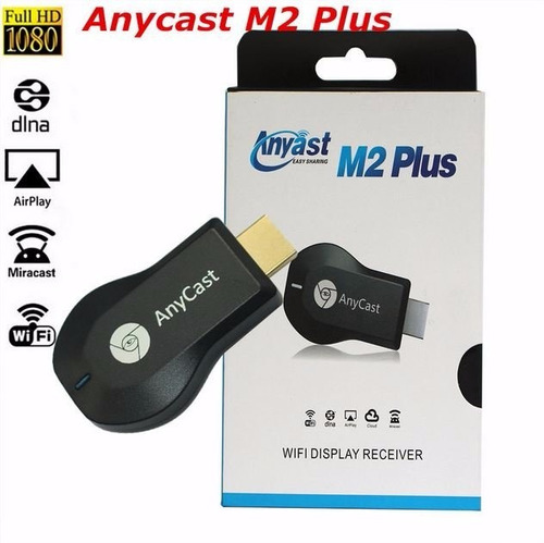 convertidor anycast m2 plus ios android