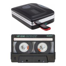 Convertidor Cinta Cassette A Mp3 Portatil Sin Conexion Al Pc