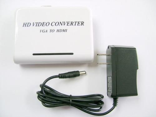 convertidor con audio