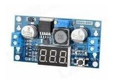 convertidor dc dc lm2596 step up voltimetro boost dcdcboos