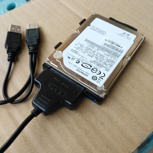 convertidor de disco duro de portátil sata 2.5 pulg a usb