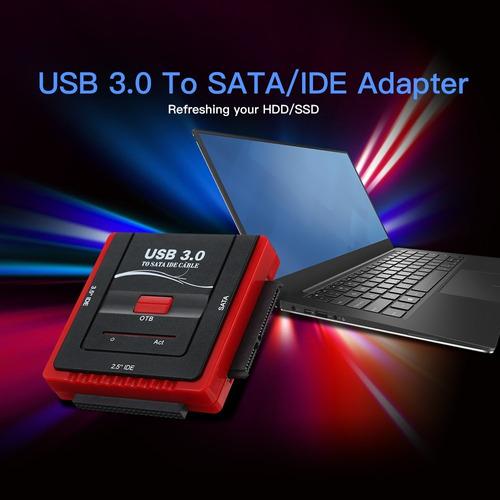convertidor de disco duro del adaptador usb 3.0 a sata / ide