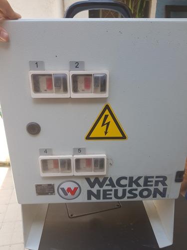 convertidor de frecuencia p/vibradores int/ext.p/concreto