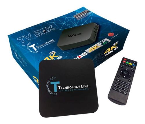 convertidor de led a smart tv box series 4k