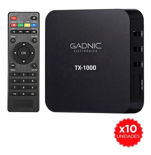 convertidor de tv a smart gadnic smtv0028 - mayorista x 10