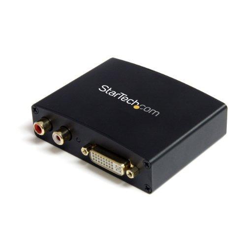 convertidor de vídeo dvi a hdmi de startech dvi2hdmia con au