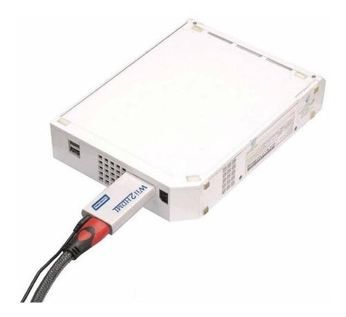 convertidor de wii a hdmi y a jack 3.5mm
