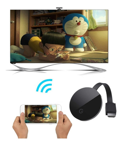 convertidor dongle smart android tv box conversor lcd celular android youtube netflix