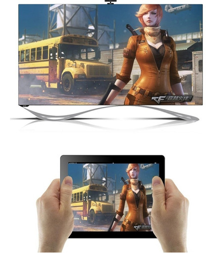 convertidor dongle smart android tv box conversor lcd celular android youtube netflix hdmi