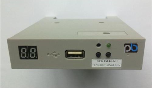Convertidor floppy a usb para bordadoras tajima swf etc for Melco mobiliario oficina