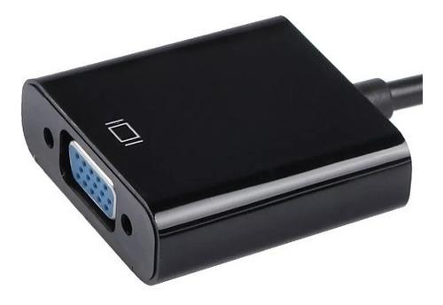 convertidor hdmi a vga para tv monitor play pc + emvio
