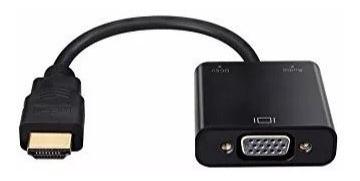 convertidor hdmi a vga video monitor laptop ps3 ps4 xbox