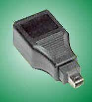 convertidor ieee1394 firewire de 6 a 4 pines - todo firewire