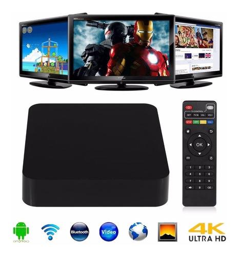 convertidor led smart tv 1080p tv box netflix series 4k