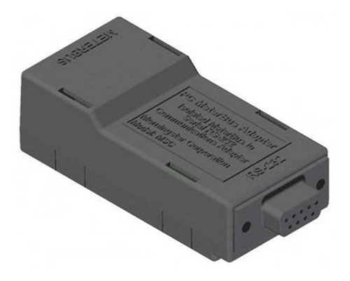 convertidor rj-11 meterbus a rs-232 morningstar - msc