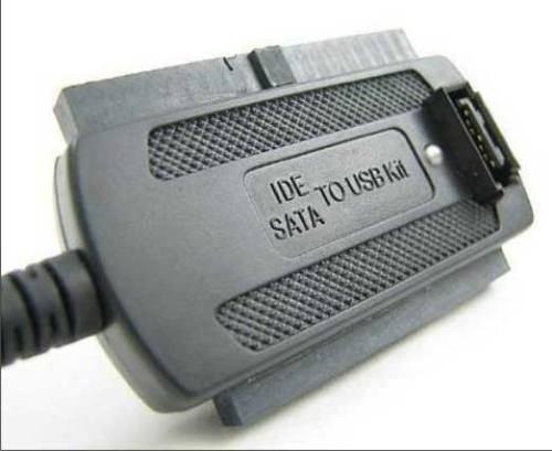 convertidor sata ide cable adaptador