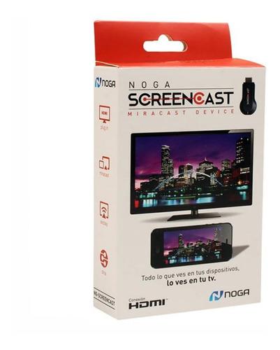 convertidor smart screen cast dongle noga miracast