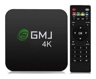 convertidor smart tv box andoid 7.1 quadcore