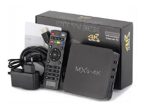 convertidor smart tv box android 4k youtube netflix nuevo!