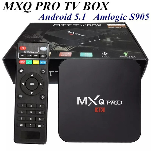 convertidor smart tv box android tv youtube netflix