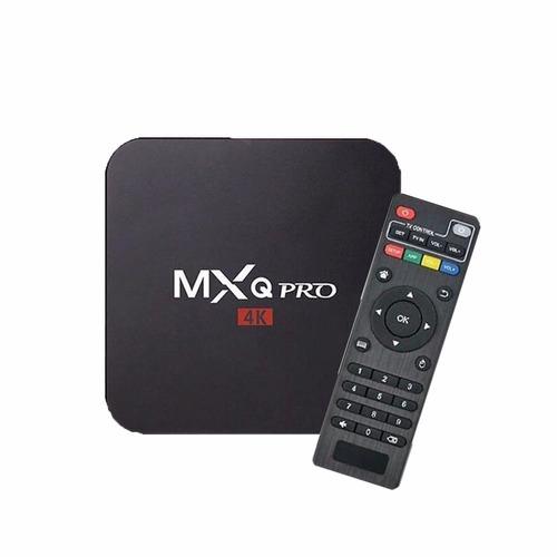 convertidor smart tv box pro 4k wifi hdmi netflix oferta