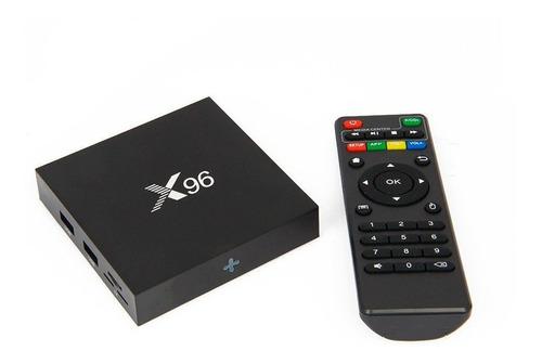 convertidor smart tv box x96 2gb ram 16gb rom 4k 2019