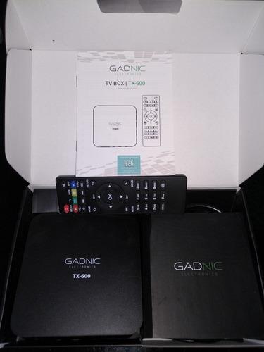 convertidor smart tv gadnic tx-600