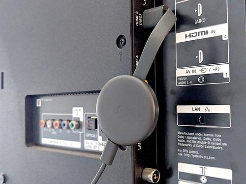 convertidor smart tv google chromecast g3 nueva edición último modelo el mas actualizado y el mas rapido o r i g i n a l