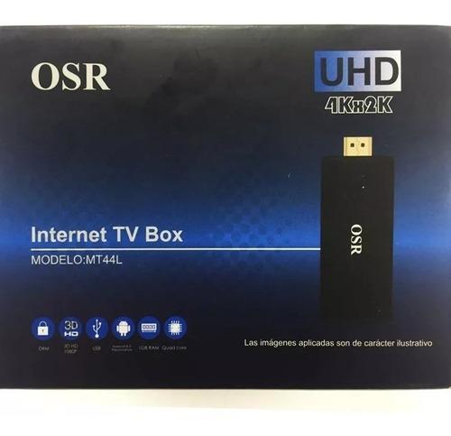 convertidor smart tv hd android 4k netflix hdmi wifi chrome