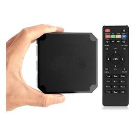 Convertidor Smart Tv Mini Tv - Android Tv Box Modelo Mini
