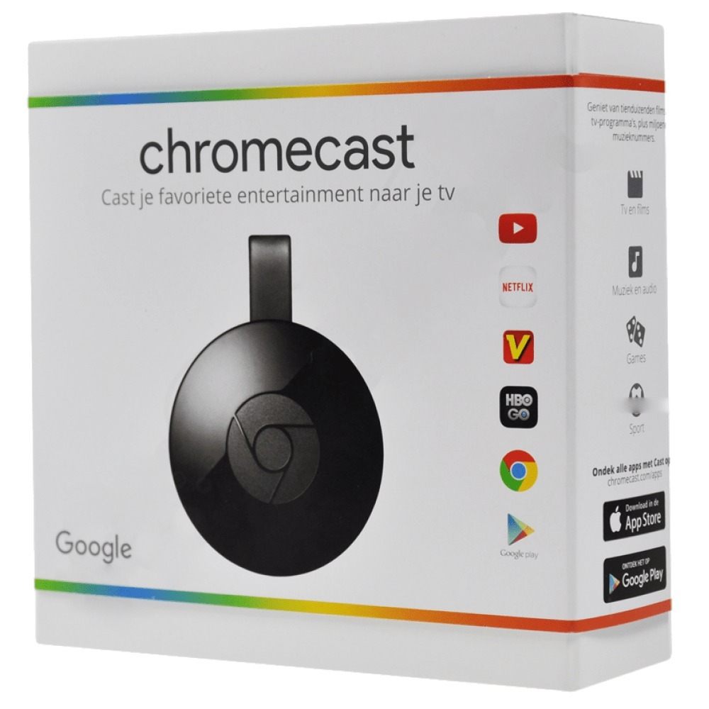Google Chromecast 2 Smart Tv Hdmi Usb
