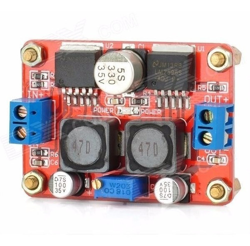 convertidor step up step down buck boost arduino dc dc